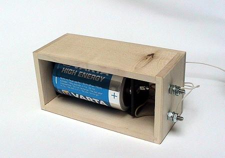 b ttcher batteriekasten mit schalter. Black Bedroom Furniture Sets. Home Design Ideas